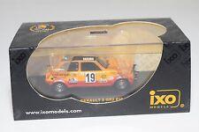 . IXO RAC010 RENAULT 5 ALPINE GR.2 RALLY MONTE CARLO 1978 MINT BOXED
