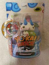 Yo-Kai Watch Medals Komasan & Medal Figure Pack Brand New Sealed