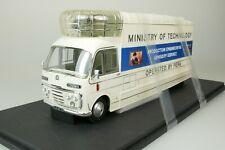 BEDFORD SB3 MOBILE CINEMA PERA TECHNOLOGY GB 1967 1/43 AUTOCULT 10004 NEU 1-333