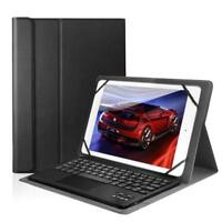 """Universal Touchpad Bluetooth Keyboard Case Cover For 10"""" Android/Windows Samsung"""