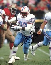 Gary Brown Houston Oilers Hand Signed 8x10 Autographed Photo w/COA