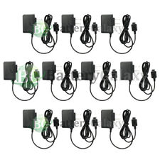 10X Battery Home Wall Charger for Android Phone Pantech P7000 Impact P7040 Link