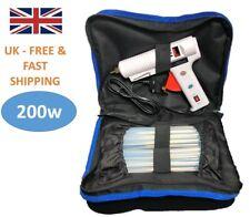 200W Hot Melt Glue Gun kits Professional + Glue Sticks Craft DIY Hobby YINPROS