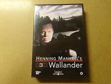 6-DISC DVD BOX / HENNING MANKELL'S: WALLANDER - VOLUME 3