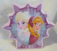 Disney Frozen Elsa, Anna and Olaf Coin Bank, Snowflake Bank, Money Bank