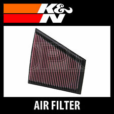 K&N High Flow Replacement Air Filter 33-2830 - K and N Original Performance Part