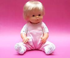 """Nenuco Doll Famosa SPAIN 1980's Nenuco Baby Doll model T-1865-03 15"""" RARE"""