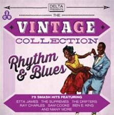 Various Artists The Vintage Collection Rhythm & Blues CD