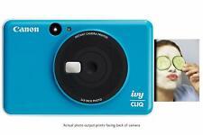 """Canon IVY CLIQ Instant Camera Printer, Mini Photo Printer with 10 2""""X3"""" Paper"""