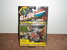 2001 HASBRO GI JOE--HEAVY DUTY VS COBRA C.L.A.W.S. ACTION FIGURE (NEW)