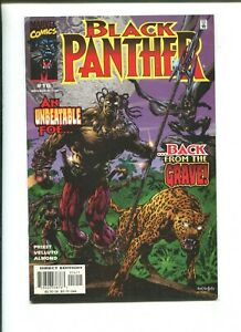 BLACK PANTHER #16 - AN UNBEATABLE FOE BACK FROM THE GRAVE (9.2) 2000