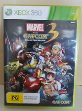 Marvel VS Capcom 3 Fate Of Two Worlds Xbox 360 PAL