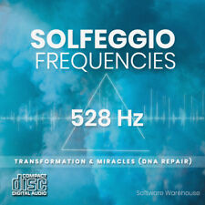 Solfeggio Healing Frequencies - 528 Hz Meditation CD - Mind and Body in Harmony