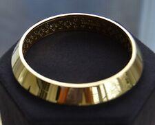KATE SPADE Gold tone Contemporary Bangle Bracelet