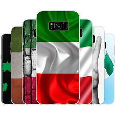 dessana Italien TPU Silikon Schutz Hülle Case Handy Tasche Cover für Samsung