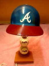 Atlanta Braves Child's Room Lamp excellent condition