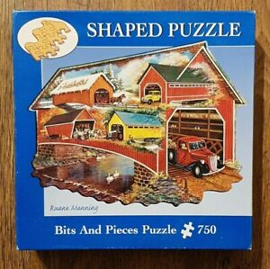 Bits and pieces shaped jigsaw puzzle 750 pieces
