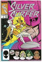 Silver Surfer #1 VF/NM Volume 3 1987