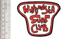 Vintage Surfing California Wind an Sea Surf Club Members Patch San Diego, Ca