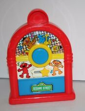 1994 Tyco Sesame Street Jukebox - Music Musical Works!