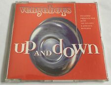 Vengaboys - Up and Down CD single (1998, EMI)