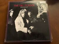 THE DEL FUEGOS STAND UP VINYL LP SLASH