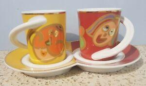 Rosenthal Demitass Love Cups