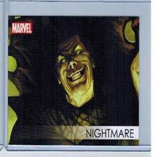 Marvel 2012 Greatest Heroes Trading Card V12 Nightmare