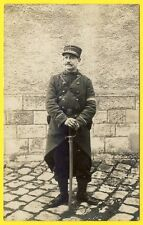 cpa Carte Photo LENOBLE à TONNERRE (Yonne) MILITAIRE SOLDAT du 37e Régiment