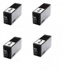 4 Black HP 364XL Ink Cartridge for Photosmart 5510 5515 5520 5524 6510 C6380