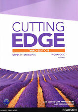 CUTTING EDGE Upper Intermediate THIRD EDITION 2013 Workbook with Key @NEW