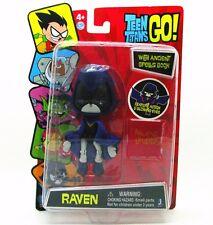 DC Comics TEEN TITANS GO! Action Figure RAVEN with ancient spells book A65D