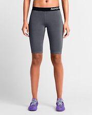 "New Nike Pro 11"" Dri-fit Women's Training Shorts, Grey, Extra Small, BNWT"