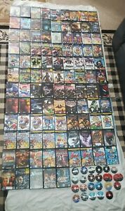 Huge Nintendo GameCube Game Lot -Pick And Choose All Tested- Most Black Label