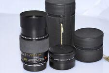 Leica 100mm F2.8 APO MACRO ELMARIT-R ROM Lens & Elpro 1:2-1:1 close-up lens New