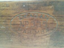 Deagan 1940's model 335 marimba