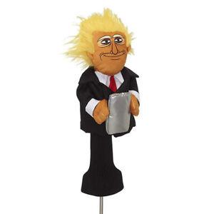 NEW Creative Covers Mr. Prez Donald Trump Driver Head Cover