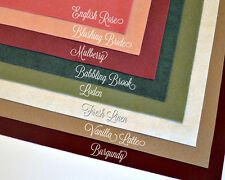 "Wow New* Desert Rose Felt Collection Merino Wool Blend Felt 8- 9"" X 12"" Sheets"