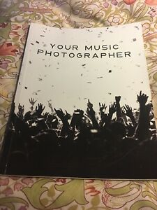 Your Music Photographer