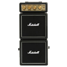 Marshall MS-4 Black Portable Micro Amplifier Amp Speaker for Electric Guitar