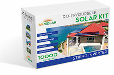 10Kw Complete Solar Kit 290W Panels Solar SMA SB Inverter Racking System USA