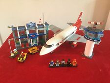 Lego City 3182 Airport 100% Complete + Instructions