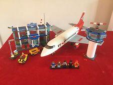 LEGO CITY 3182 AEROPORTO 100% completo + istruzioni