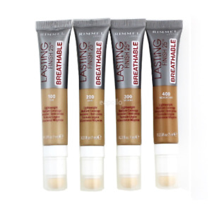 Rimmel Lasting Finish 25HR Breathable Concealer NEW Choose your Shade