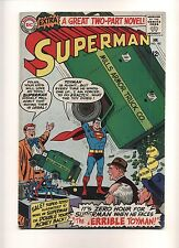 Superman 182 (G+) Silver Age; DC Comics; 1965 (c#05457)