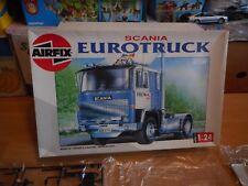 Modelkit Airfix Scania Eurotruck on 1:24 in Box
