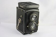 ROLLEIFLEX NEW ALT Tessar 7,5 cm f3,5 del 1934 antica macchina fotografica