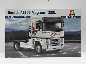 1:24 Renault AE500 Magnum - 2001 Italeri 3941