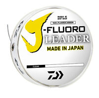 Daiwa J-Fluoro Fluorocarbon Leader Japanese Fluorocarbon Leader Material