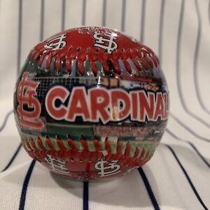 My First St. Louis Cardinals Game Rawlings Souvenir baseball collectible ball
